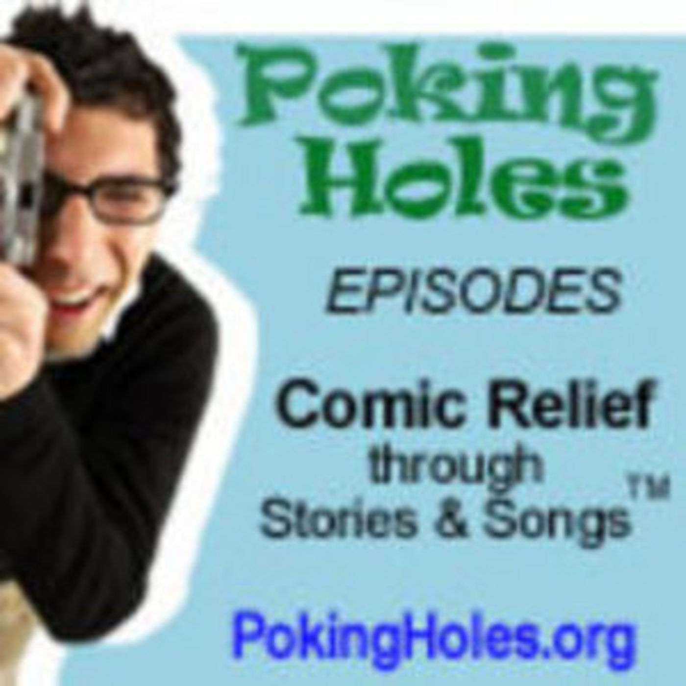 <![CDATA[Poking Holes]]>